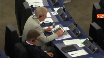 9 - Alexis Tsipras al Parlamento Ue per il dibattito sullo