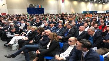 10 - FdI, la conferenza programmatica per le europee a Torino con la Meloni immagini