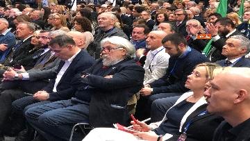 8 - FdI, la conferenza programmatica per le europee a Torino con la Meloni immagini