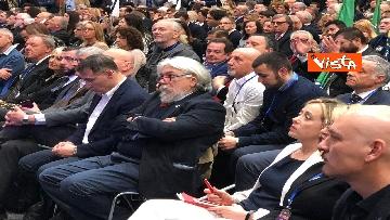 11 - FdI, la conferenza programmatica per le europee a Torino con la Meloni immagini