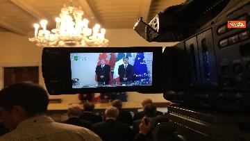 3 - Italia-Cina, Di Maio e vicepremier Li Hongzhong alla firma di 6 accordi commerciali
