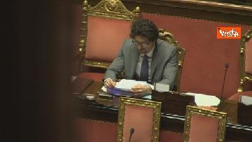 7 - Mozione sfiducia per Toninelli al Senato, le immagini dell'Aula