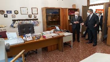 1 - Mattarella alla cerimonia del trentesimo anniversario dalla morte di Rosario Livatino
