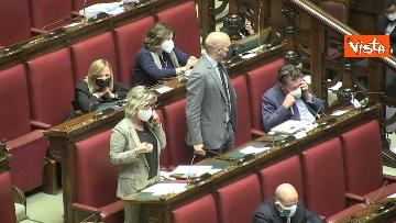 2 - Question time alla Camera con i ministri Patuanelli e Stefani. Le immagini dell'Aula