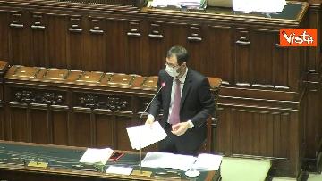 12 - Question time alla Camera con i ministri Patuanelli e Stefani. Le immagini dell'Aula