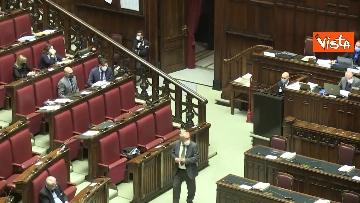 8 - Question time alla Camera con i ministri Patuanelli e Stefani. Le immagini dell'Aula