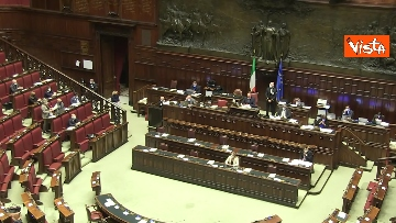 5 - Question time alla Camera con i ministri Patuanelli e Stefani. Le immagini dell'Aula