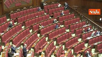 9 - Question time alla Camera con i ministri Patuanelli e Stefani. Le immagini dell'Aula