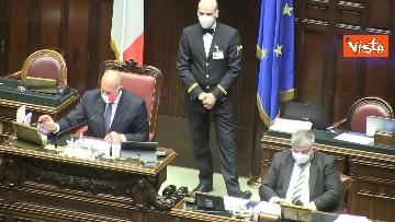 7 - Question time alla Camera con i ministri Patuanelli e Stefani. Le immagini dell'Aula