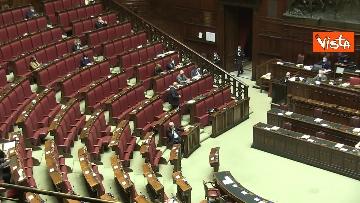 11 - Question time alla Camera con i ministri Patuanelli e Stefani. Le immagini dell'Aula