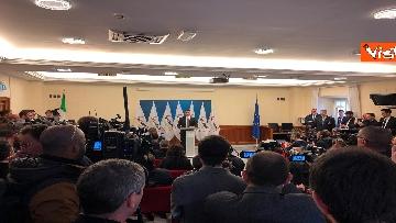 7 - Di Maio annuncia riorganizzazione M5s, la conferenza stampa a Montecitorio, immagini