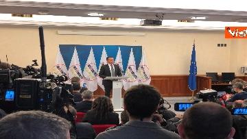5 - Di Maio annuncia riorganizzazione M5s, la conferenza stampa a Montecitorio, immagini
