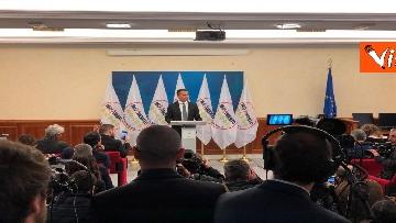9 - Di Maio annuncia riorganizzazione M5s, la conferenza stampa a Montecitorio, immagini