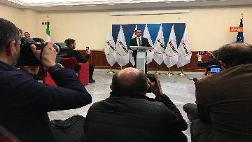 10 - Di Maio annuncia riorganizzazione M5s, la conferenza stampa a Montecitorio, immagini