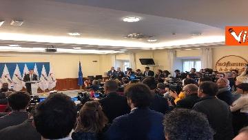 3 - Di Maio annuncia riorganizzazione M5s, la conferenza stampa a Montecitorio, immagini