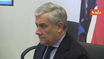11 - Recovery, Forza Italia presenta le sue proposte. La conferenza stampa con Tajani