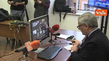 2 - Recovery, Forza Italia presenta le sue proposte. La conferenza stampa con Tajani