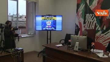 7 - Recovery, Forza Italia presenta le sue proposte. La conferenza stampa con Tajani