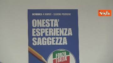 9 - Recovery, Forza Italia presenta le sue proposte. La conferenza stampa con Tajani