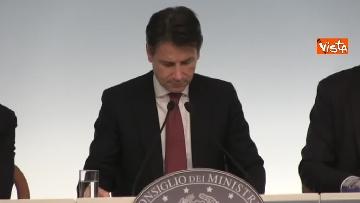 10 - Decreto fiscale. Conte, Di Maio e Salvini in conferenza stampa immagini
