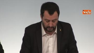 8 - Decreto fiscale. Conte, Di Maio e Salvini in conferenza stampa immagini