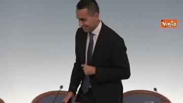6 - Decreto fiscale. Conte, Di Maio e Salvini in conferenza stampa immagini
