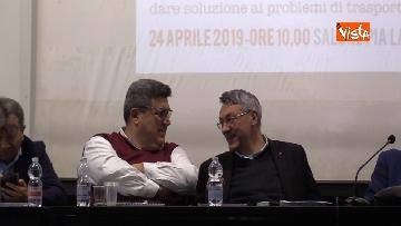 6 - Landini a Torino alla Presentazione del Protocollo regionale contro lo sfruttamento e il lavoro nero