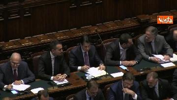 1 - Il Premier Conte in Aula per riferire in vista del Consiglio Europeo