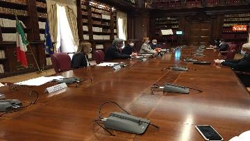 3 - Franceschini e Cai firmano protocollo per turismo montano sostenibile