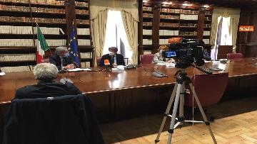 4 - Franceschini e Cai firmano protocollo per turismo montano sostenibile