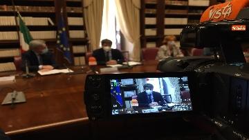 6 - Franceschini e Cai firmano protocollo per turismo montano sostenibile