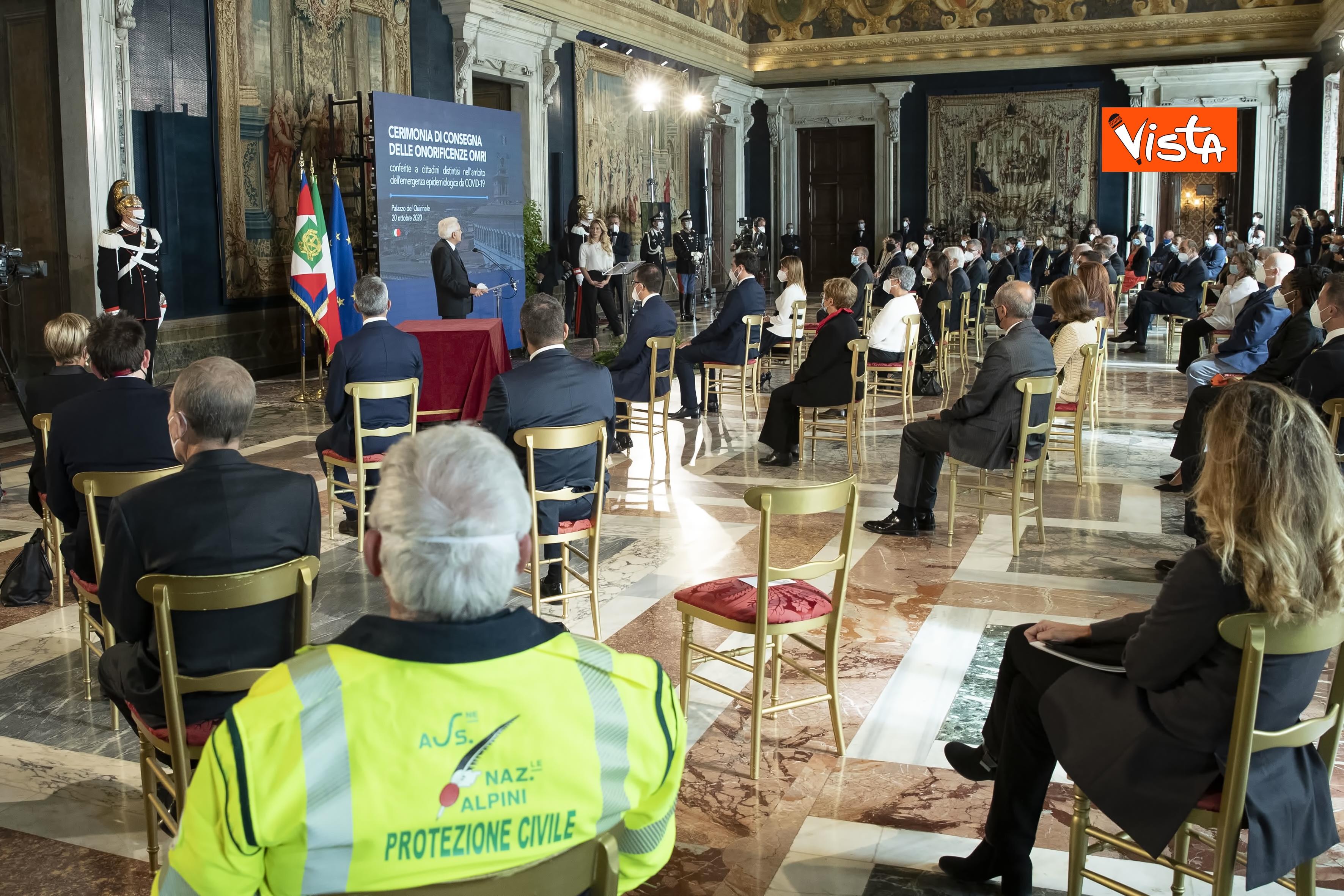 20-10-20 Mattarella a eroi del Covid Vi esprimo riconoscenza da parte della Repubblica_05