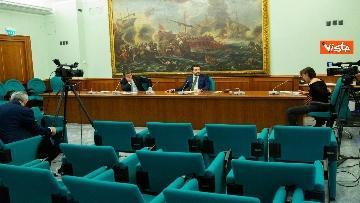 2 - Coronavirus, Salvini e Centinaio presentano proposte Lega: Fondo turismo e bonus famiglia 1000 euro