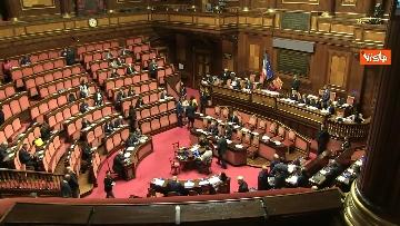 7 - Di Maio riferisce in Aula al Senato sulla situazione in Siria, immagini