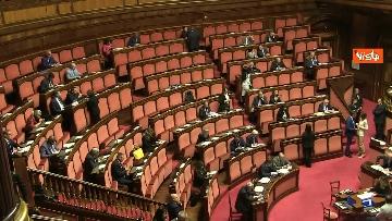 6 - Di Maio riferisce in Aula al Senato sulla situazione in Siria, immagini