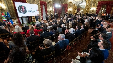 6 - Il Presidente Mattarella incontra i vertici del Polo romano delle Nazioni Unite