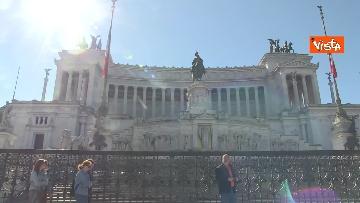 10 - Roma città deserta, la Capitale ai tempi del coronavirus
