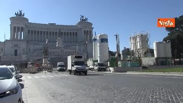 12 - Roma città deserta, la Capitale ai tempi del coronavirus