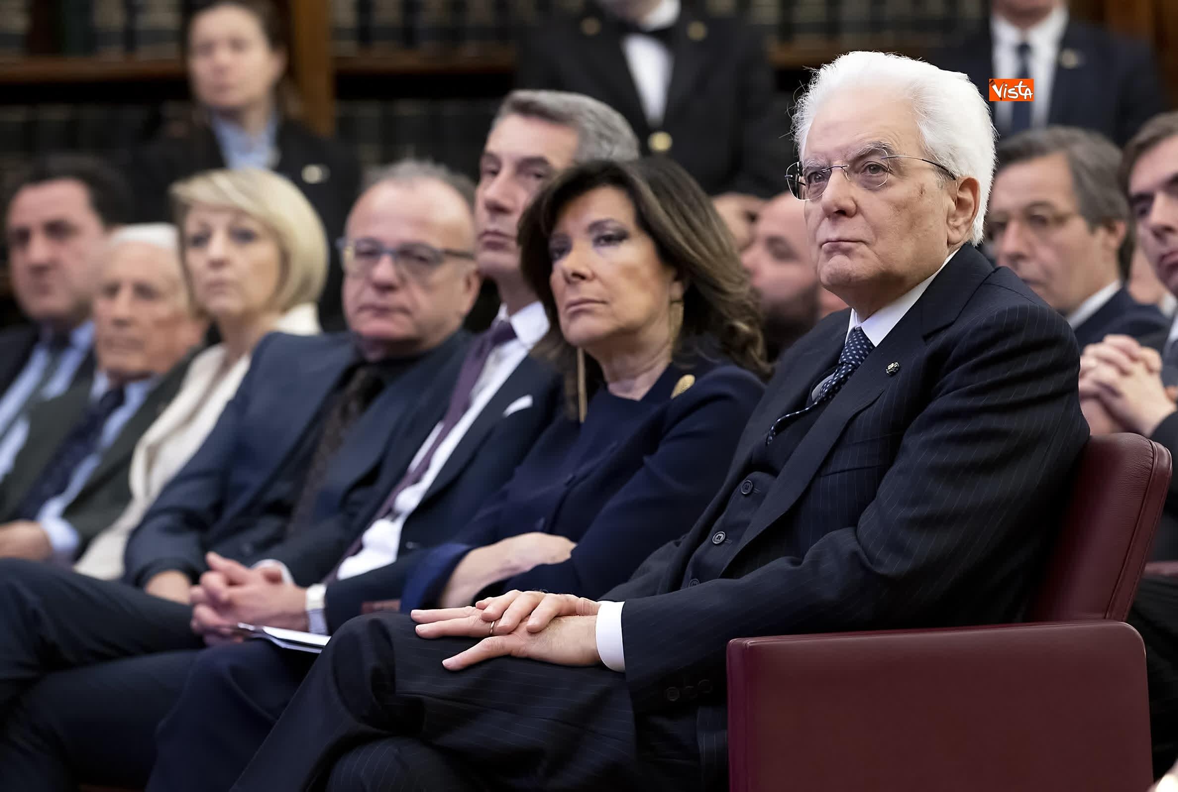 14-03-19 Mattarella partecipa alla cerimonia commemorativa del Sen_03. Carlo Donat-Cattin