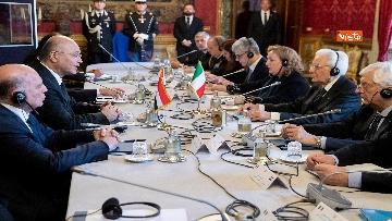 4 - Mattarella incontra il Presidente dell'Iraq Salih