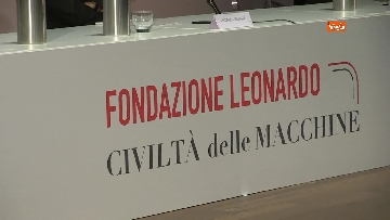 2 - Conte all'inaugurazione della fondazione Leonardo