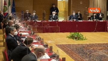3 - Mattarella all'Assemblea plenaria del Csm, le immagini