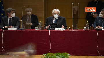 10 - Mattarella all'Assemblea plenaria del Csm, le immagini