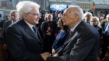 7 - Consiglio di Stato, il presidente Mattarella all'inaugurazione dell'Anno giudiziario