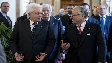 4 - Consiglio di Stato, il presidente Mattarella all'inaugurazione dell'Anno giudiziario