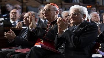 6 - Consiglio di Stato, il presidente Mattarella all'inaugurazione dell'Anno giudiziario