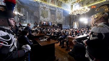 5 - Consiglio di Stato, il presidente Mattarella all'inaugurazione dell'Anno giudiziario