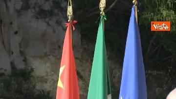 18 - Italia-Cina, Conte accoglie Xi Jinping a Villa Madama