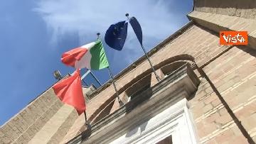 7 - Italia-Cina, Conte accoglie Xi Jinping a Villa Madama