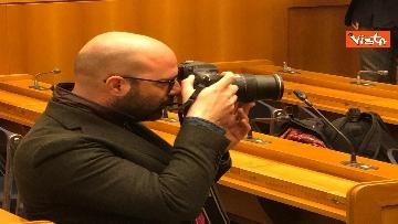 5 - La conferenza di Salvini alla Camera dei Deputati